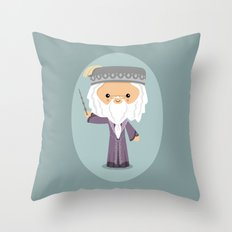 The Only One He Ever Feared Throw Pillow