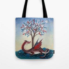 Peridexion tree Tote Bag