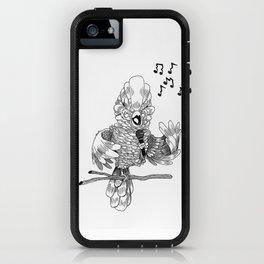 Irritable Parrot iPhone Case