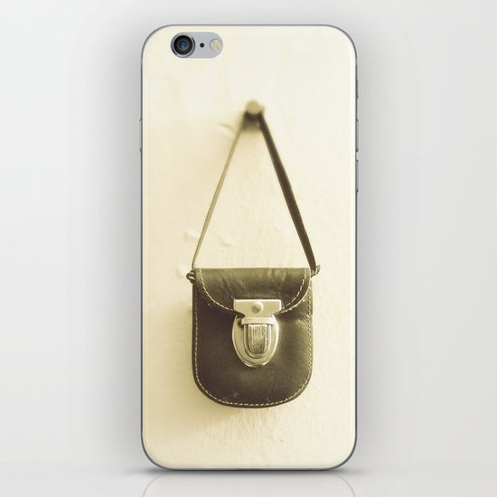 Keep a Secret iPhone Skin