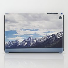 Grand Tetons: Colter Bay iPad Case