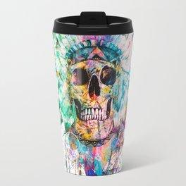 SKULL - WILD SPRIT Travel Mug