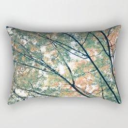 Paint Me Autumn Rectangular Pillow