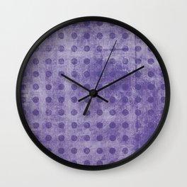Moon spots Wall Clock