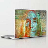 iggy Laptop & iPad Skins featuring Iggy by Joe Ganech