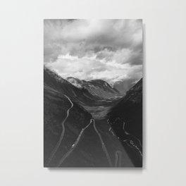 A little Norwegian slice of heaven. Metal Print
