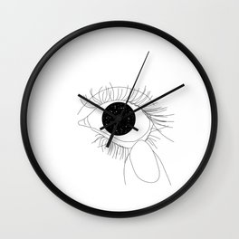 Look what's inside of me Wall Clock