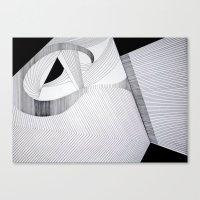 planes Canvas Prints featuring Planes by Daniel Escobar