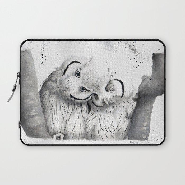 Sweet owls Laptop Sleeve