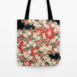 Floral dance Tote Bag