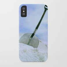 Salty Tears iPhone X Slim Case