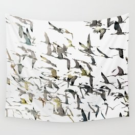 CRANES Wall Tapestry