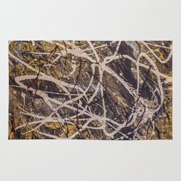 Verness painting Rug