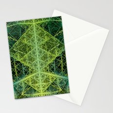 Dissected Octangula Stationery Cards
