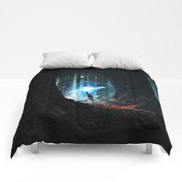 rasenshuriken Comforters