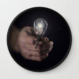 Idea Man Wall Clock