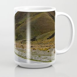 The Road to Mount Cook Coffee Mug