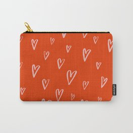 Heart Doodles 2 Carry-All Pouch