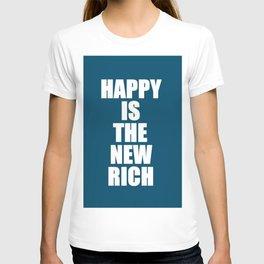Happy Rich T-shirt