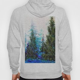 BLUE MOUNTAIN PINE FOREST  VISTA Hoody