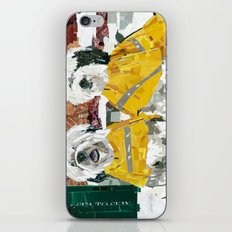 Winston & Duke iPhone & iPod Skin