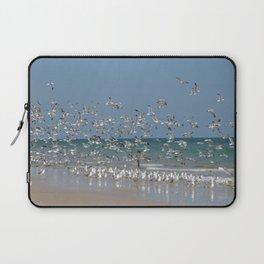 A Flock of Seagulls Laptop Sleeve
