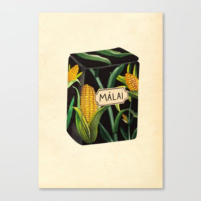 Cornmeal Canvas Print