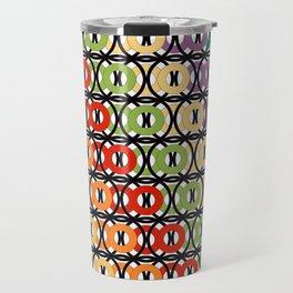 Rangeen Britto Tin Travel Mug