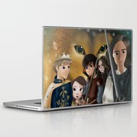 narnia Laptop & iPad Skins featuring Narnia by BellaG studio
