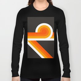 Flame Looper Long Sleeve T-shirt