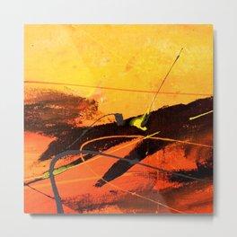 Abstract No. 2008-20 Metal Print