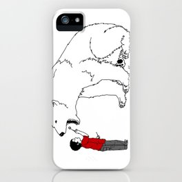 The Checkup iPhone Case
