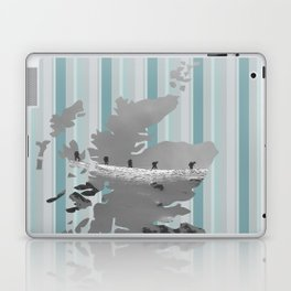 Scotland, the land of mountains Laptop & iPad Skin