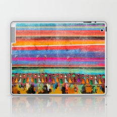 Cosmic Serape Bomb Laptop & iPad Skin