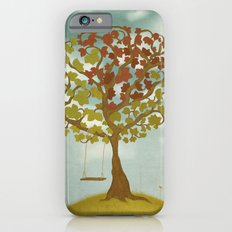 All Seasons Tree iPhone 6s Slim Case