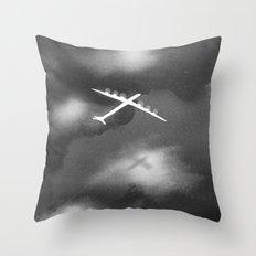 flight II Throw Pillow