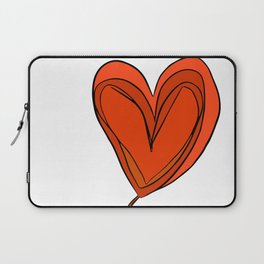 Amor en Mente Laptop Sleeve