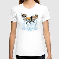 return T-shirts featuring Return by SilverBaX
