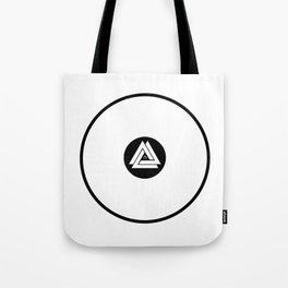 Infinity Vinyl (Invert) Tote Bag