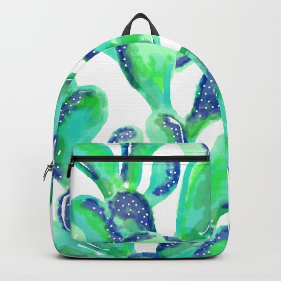 Cactus Life #society6 #decor #buyart Backpack