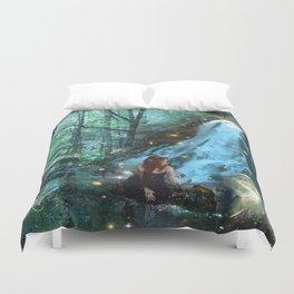Forestsphere Duvet Cover