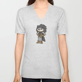 Fang - Official Character Art Unisex V-Neck