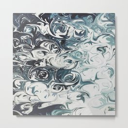 Abstract 137 Metal Print