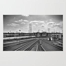 Rail Roads Rug