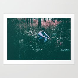 Call Out For Night Art Print