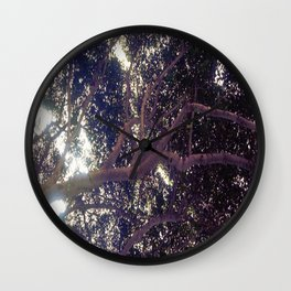 Up above full picture Wall Clock