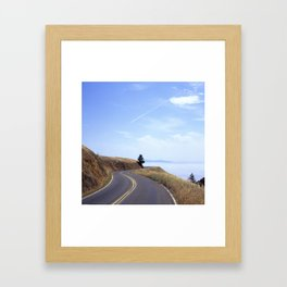 Marin Headlands Framed Art Print