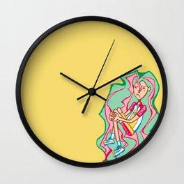 Makishima Yuusuke  Wall Clock