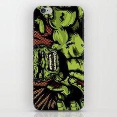 Hulkenstein SMASH! iPhone & iPod Skin