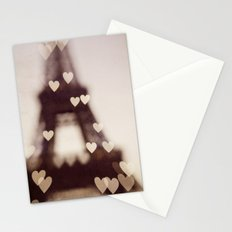 City of Love - Paris Stationery Cards